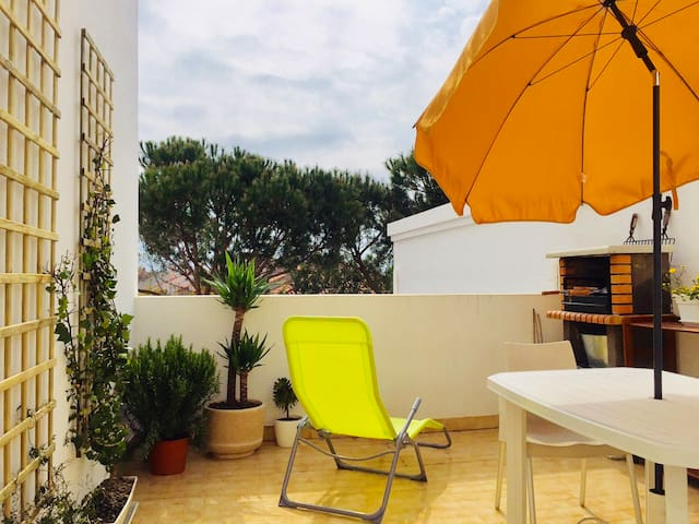 Tavira Garden with private terrace- pool