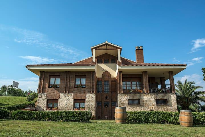 Casa Pichon Etxea