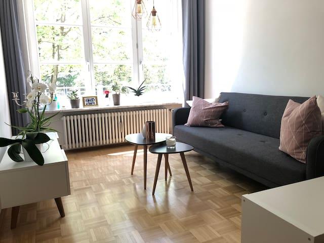 Zentral gelegene Wohnung in Neuhausen