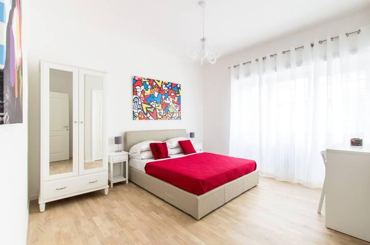 Bellissimo e nuovissimo appartamento Suite Gemelli