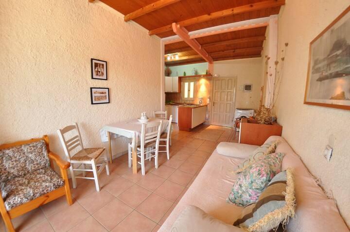 4-6 Guests Cozy Apartment Paleokastritsa