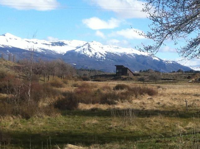 Home in the Andes ~ Cabaña en los Andes