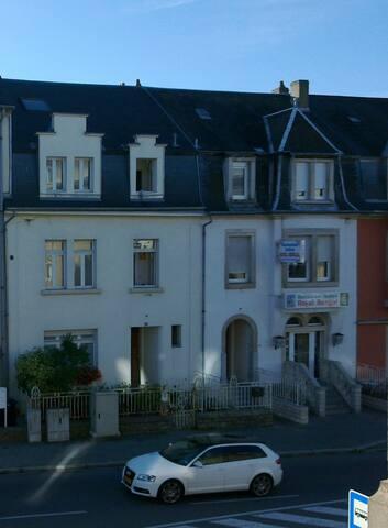 159 route de  Longwy L-1941 Luxembourg