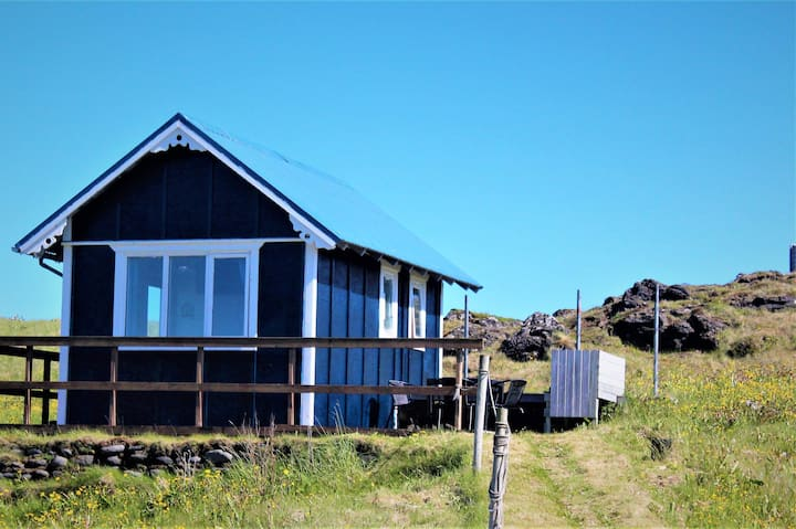 Háaleiti - cabin for four people