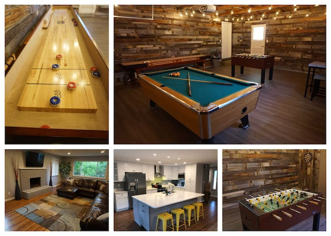 ✯Spacious Ranch with Amazing Game Room✯