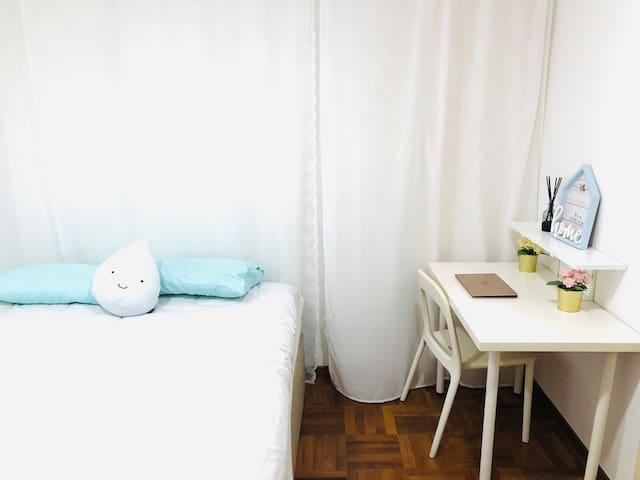 Ladies Environment - Cozy, Quiet & Spacious Room