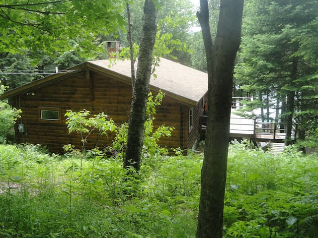 Lakefront Cabin in Norway Maine - Norge - Stuga