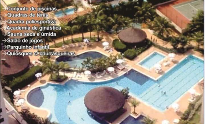 Apartamento Riviera de São Lourenço