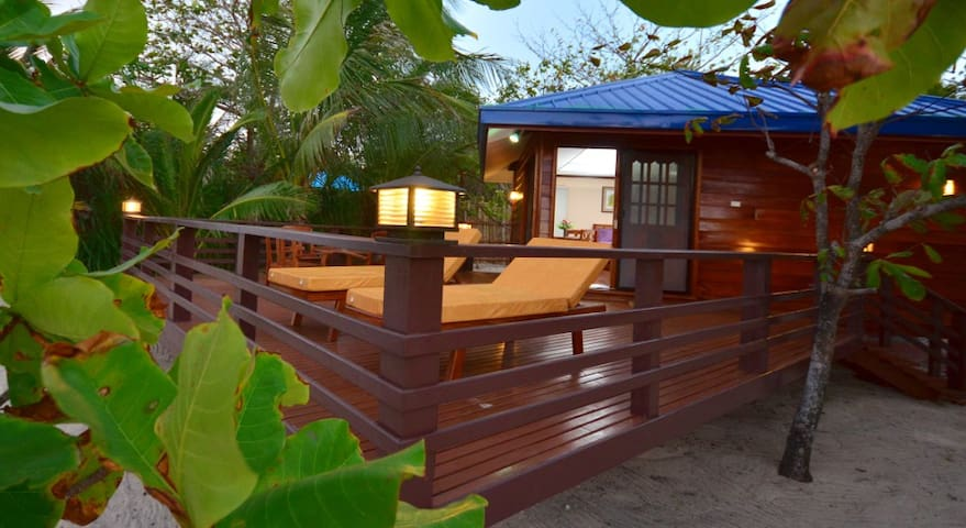 Arena Island Turtle Resort - Casita for 6 pax