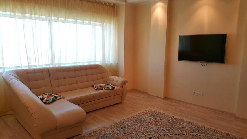 Апартаменты в центре Астаны - Astana - Apartemen berlayanan