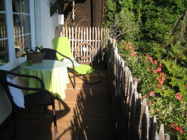 Heimelige Ferienwohnung in der Schattenmühle