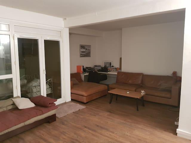 Chambre dans grand f5 - Alfortville - Appartement