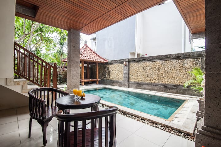 COZY 1BR Private Pool Villa Bali - Denpasar Selatan - Willa