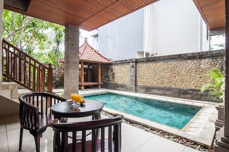 COZY 1BR Private Pool Villa Bali