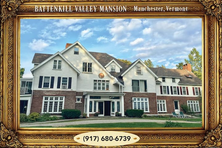 Your own Private Mansion sleeps 34!