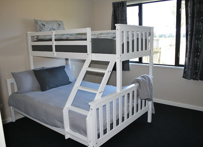 Bedroom 2 with Bunk Bed