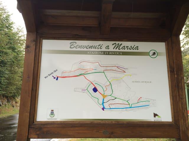 Piccola Mansarda a Marsia Tagliacozzo - Marsia