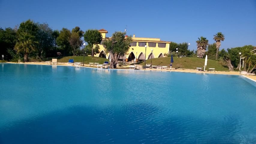 Double room Villa Conca Marco in Salento - Vernole - Bed & Breakfast