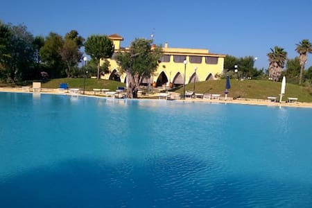 Double room Villa Conca Marco in Salento - Vernole - Bed & Breakfast
