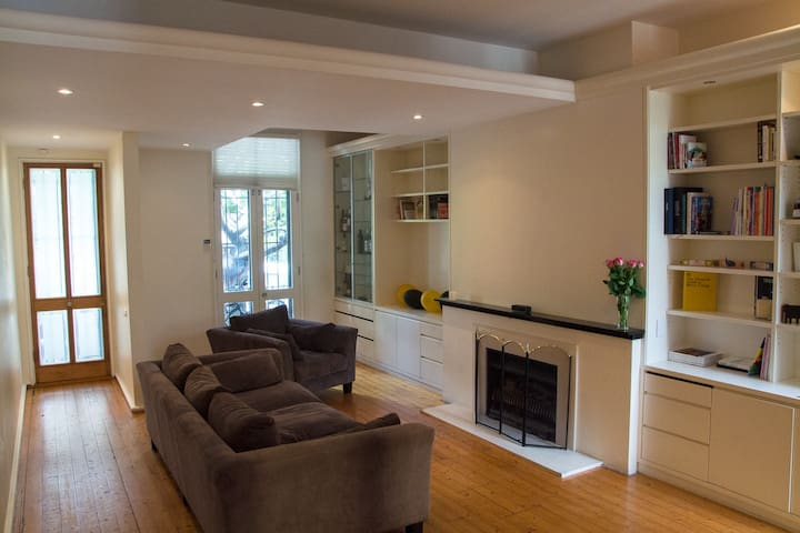 Superb large room in beautiful terrace - Paddington - Ev
