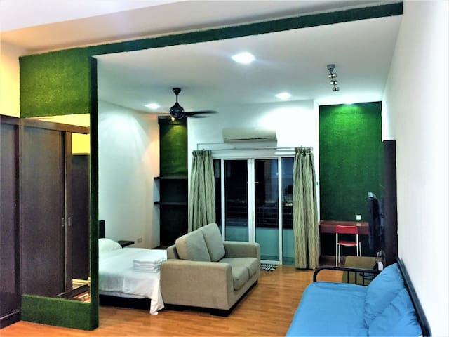Leisure Home Apartment @ Maytower, KL City Center