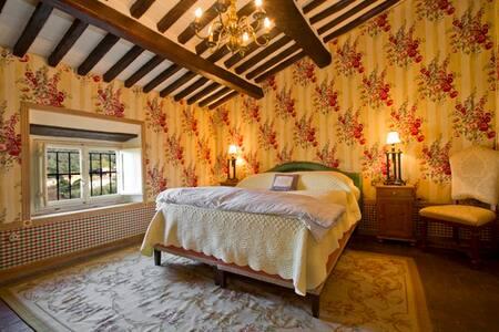 Fiori Room - In a Historical Villa in Tuscany