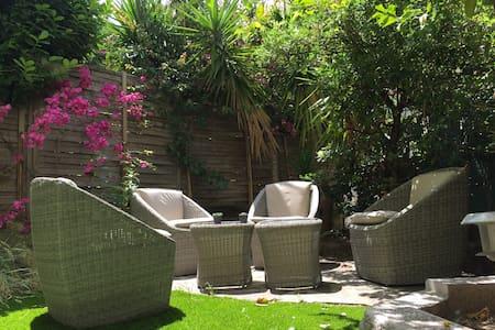 Lovely flat, garden near Croisette! - 戛纳 - 公寓