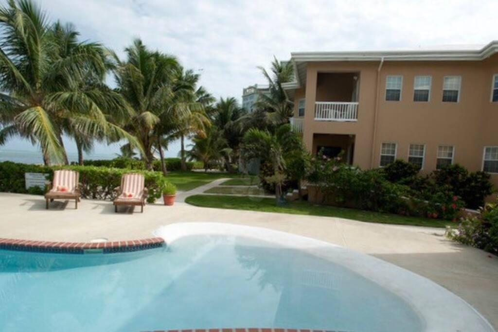 Bed  Bath Condo Corozal Belize