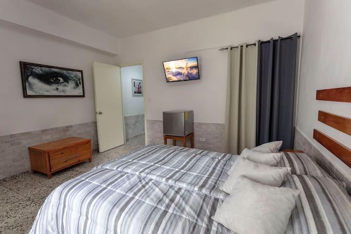 Segunda habitación cama matrimonial