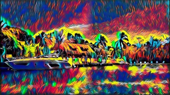Kokomo cabaña compartida
