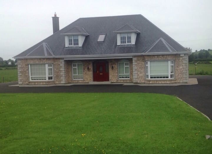 Beautiful Home in the Countryside of County Meath