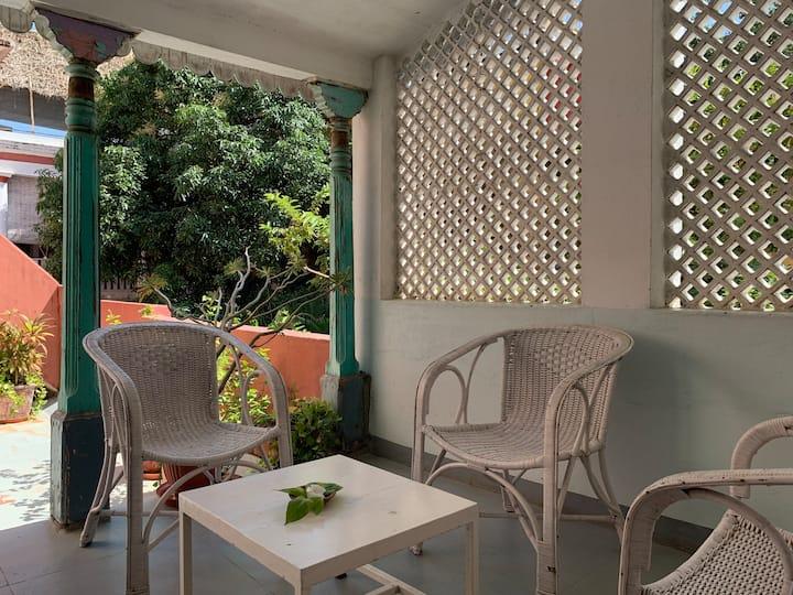 Le Jardin Suffren - Studio Chile