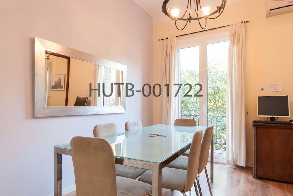 Sagrada familia area c rsega 1 appartamenti in affitto for Appartamenti barcellona affitto vacanze