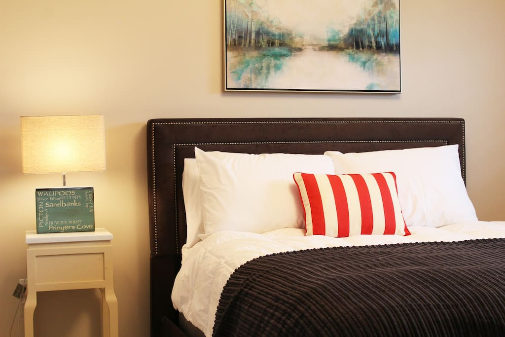 Cosy beds & fluffy pillows will make sure you have an awesome night's sleep
