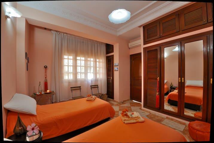 LHOSTEL à Casablanca - Jasmin Dorm