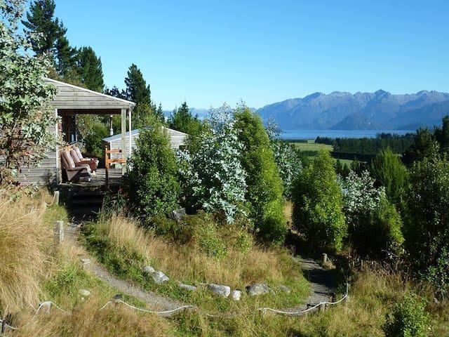 Freestone Cabin - Manapouri - Stuga