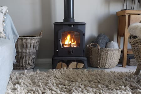 Hygge in Herefordshire.  Stable Cottage