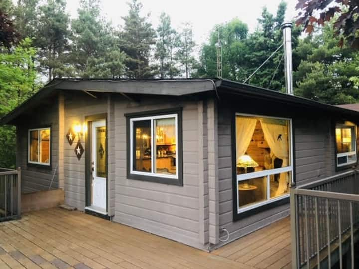 Cabin in the Woods   Perfect Family Getaway