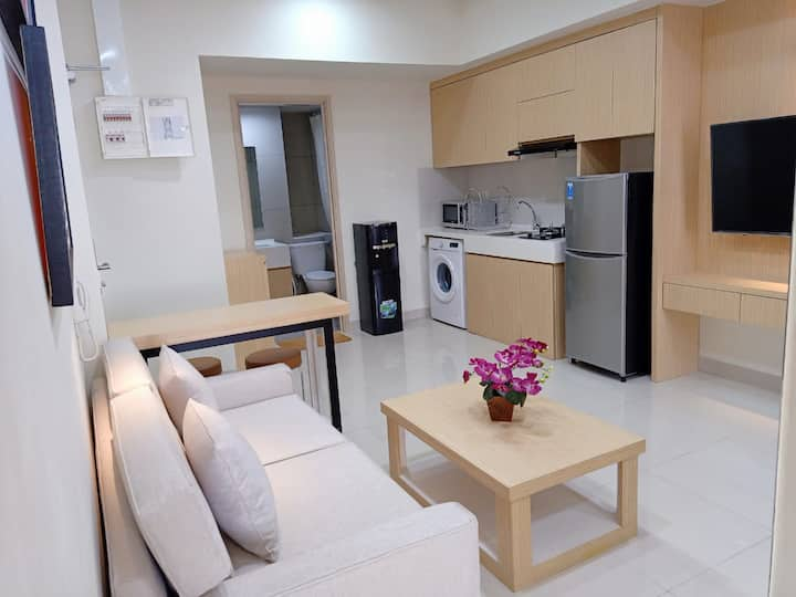 Comfy and Strategic Apartment at Cikarang
