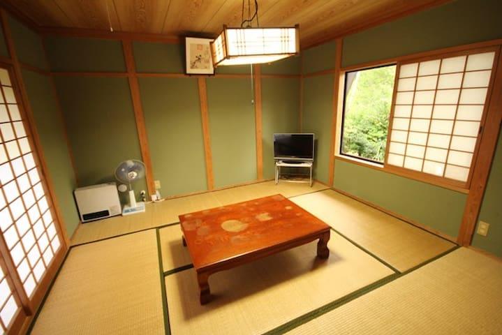 Family resort in Kuma Budget type - Kumakogen - Rumah