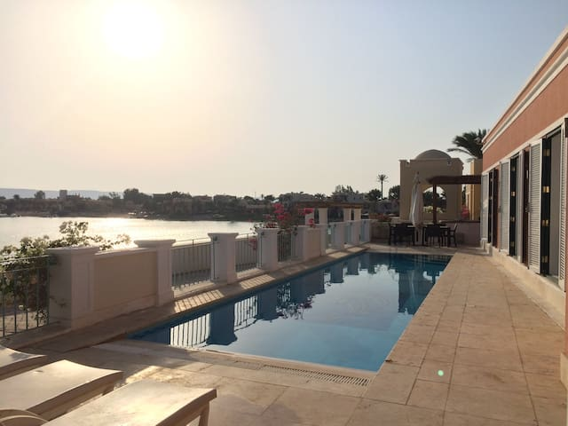 Luxurious Villa Venezia, free WIFI, private pool