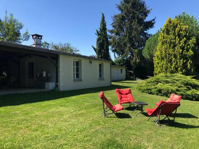 Votre Maison et sa terrasse