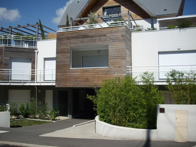STUDIO NEUF GD STANDING 200 M PLAGE - La Baule-Escoublac - Apartment