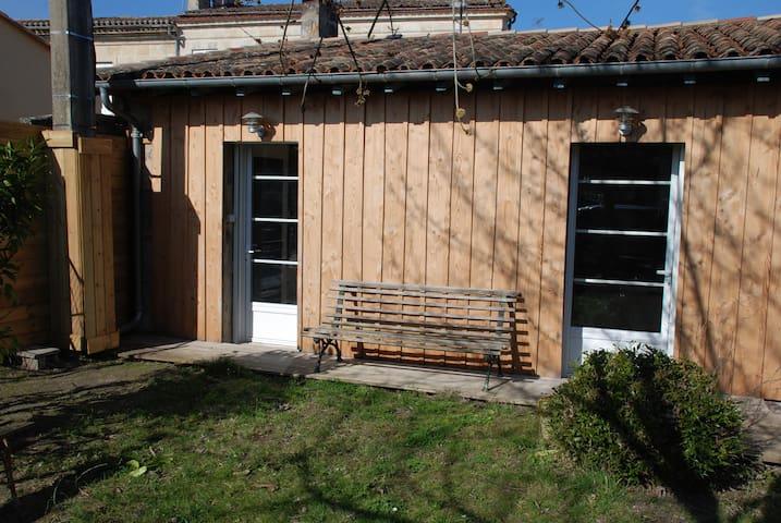 Studio aux Portes du Médoc et proche de Bordeaux - Macau - Appartement