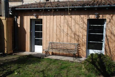 Studio aux Portes du Médoc et proche de Bordeaux - Macau - Квартира