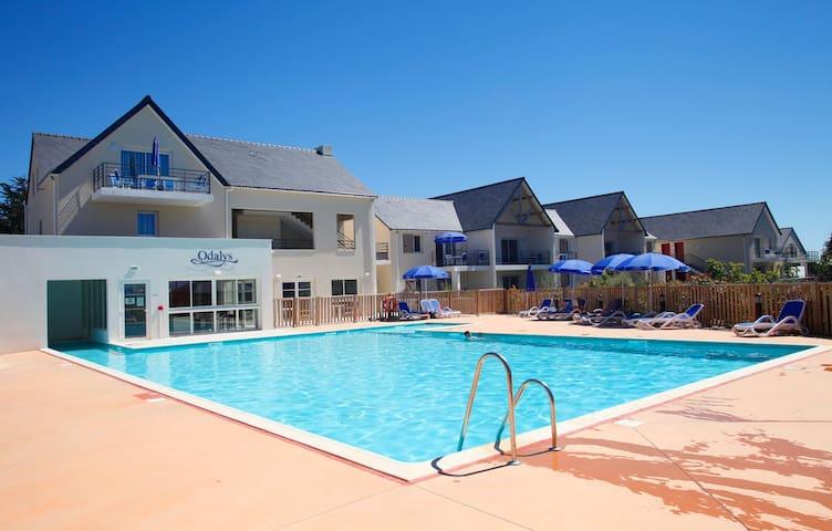 Apartment residence Les Iles du Morbihan - 12344