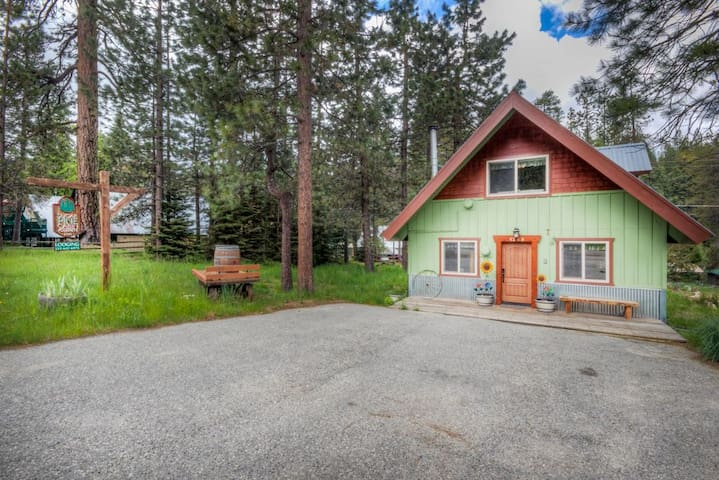 Sugar Pine Cabin Yosemite-Reduced Spring Rates! - Fish Camp - Cabane