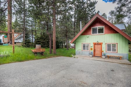 Sugar Pine Cabin Yosemite-FREE Ski Pass! - Fish Camp - Cottage