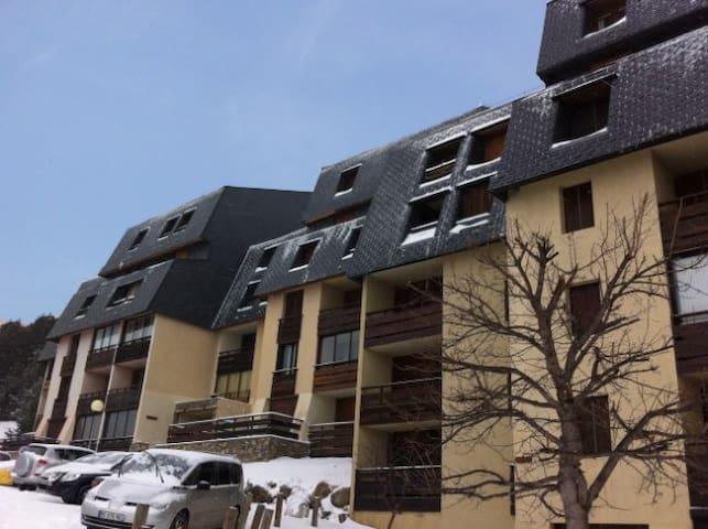 appartement à la montagne - Les Angles - Kondominium