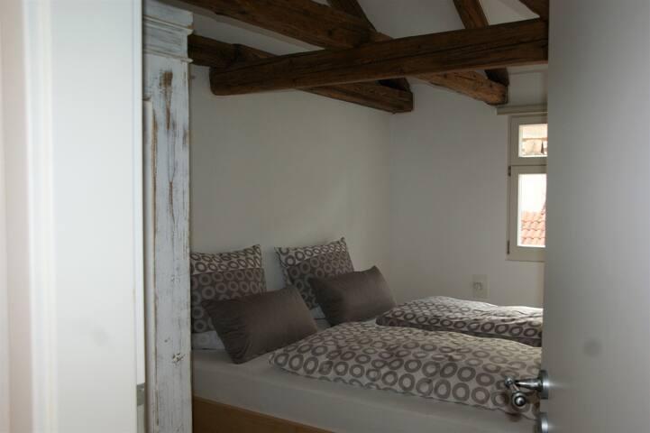 """Residenz Nr.6 (Zapfendorf Landkreis Bamberg), Ferienwohnung """"Relax"""" in der ersten Etage"""